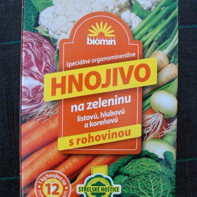 Biomin na zeleninu