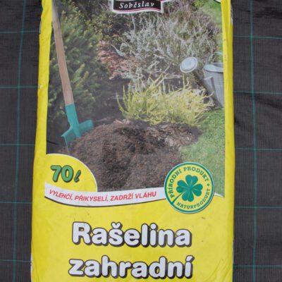 Rašelina zahradní 70l